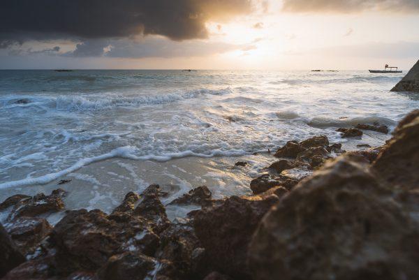 Rising Sun, Zanzibar